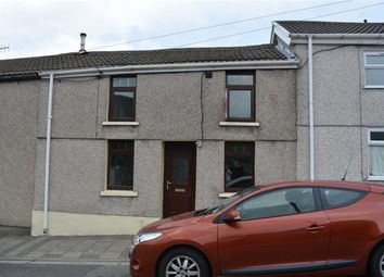Thumbnail 2 bed terraced house to rent in Kingsbury Place, Aberdare, Rhondda Cynon Taff