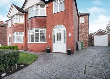 Thumbnail 4 bed semi-detached house for sale in Brookfield Drive, Timperley, Altrincham, Greater Manchester
