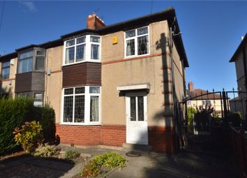 Thumbnail 3 bed semi-detached house for sale in Lower Town Street, Bramley, Leeds, West Yorkshire