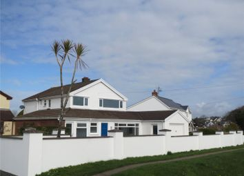 Thumbnail 4 bed detached house for sale in Knightston Close, New Hedges, Tenby