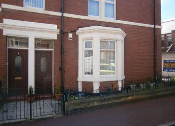 Thumbnail 2 bed flat to rent in Wynyard Street, Dunston, Gateshead