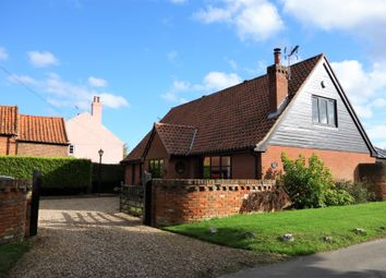 Thumbnail 4 bed detached house for sale in Swan Lane, Barnby, Beccles, Suffolk