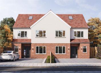 Thumbnail 5 bed semi-detached house for sale in Furzehill Road, Borehamwood