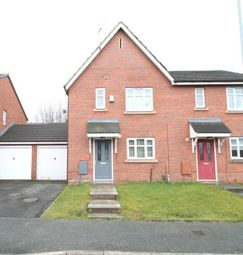 Thumbnail 3 bed semi-detached house for sale in Devoke Road, Wythenshawe, Manchester, Greater Manchester