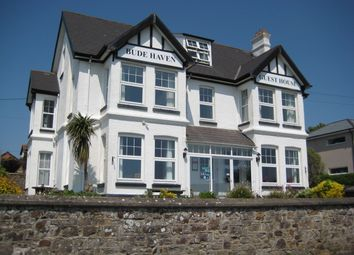 Thumbnail Hotel/guest house for sale in Flexbury Avenue, Bude