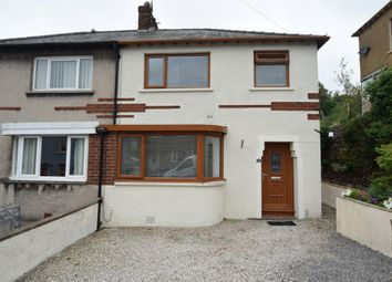 Thumbnail 3 bed semi-detached house for sale in Garden Terrace, Ulverston, Cumbria