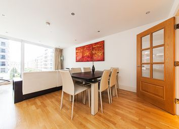 Thumbnail 2 bed flat to rent in Chelsea Vista, Imperial Wharf, The Boulevard, Fulham, London