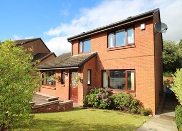 Thumbnail 4 bed detached house for sale in Hillfoot, Houston, Johnstone