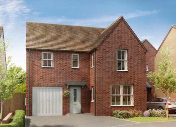 "Thumbnail 4 bedroom detached house for sale in ""Halton"" at Bankside, Banbury"