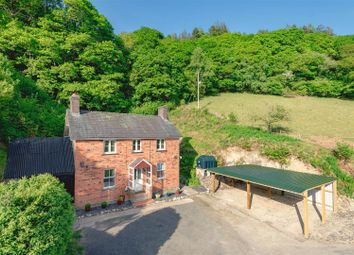 Thumbnail 3 bed detached house for sale in Llawr-Y-Glyn, Caersws