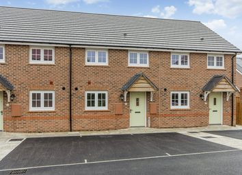 Thumbnail 2 bed end terrace house for sale in Baynes Drive, Sherburn In Elmet, Leeds, North Yorkshire