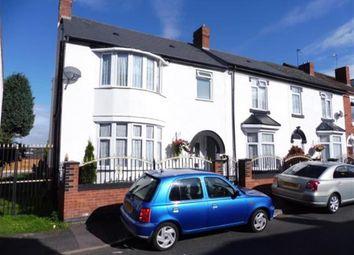Thumbnail 3 bedroom semi-detached house for sale in Vicarage Road, Lye, Stourbridge