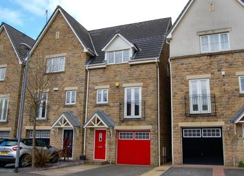 Thumbnail 4 bed semi-detached house for sale in Vale View, Mossley, Ashton-Under-Lyne