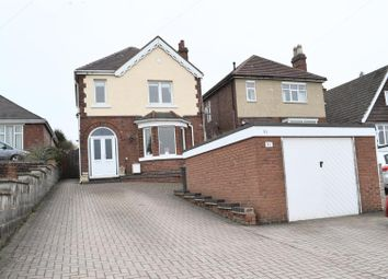 Thumbnail 3 bed detached house for sale in Sunnyside, Newhall, Swadlincote