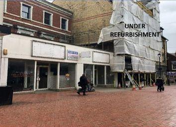 Thumbnail Retail premises for sale in 4-6, Regent Street, Wrexham