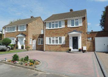 Thumbnail 3 bed link-detached house for sale in Penshurst Road, Potters Bar