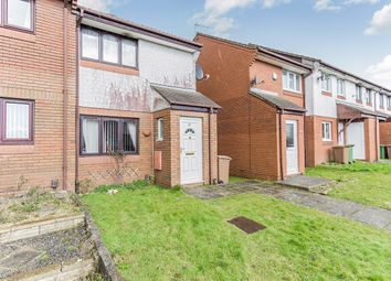 Thumbnail 2 bedroom terraced house for sale in Finch Close, Plymouth