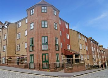 Thumbnail 2 bed flat for sale in The Bayle, Folkestone, Kent