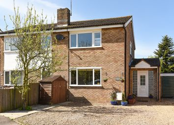 Thumbnail 4 bedroom semi-detached house for sale in Cromwell Way, Pirton, Hitchin
