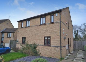 Thumbnail 2 bedroom semi-detached house to rent in Robertson Close, Shenley Church End, Milton Keynes, Buckinghamshire
