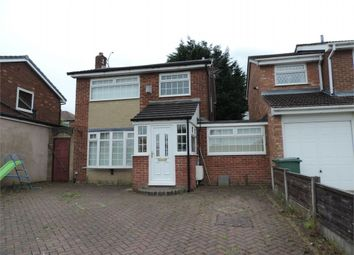 Thumbnail 4 bed detached house for sale in Lichfield Road, Radcliffe, Manchester