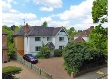 Thumbnail 4 bed detached house for sale in Molly Millars Lane, Wokingham