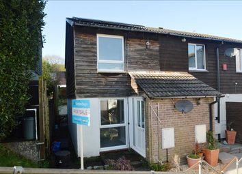 Thumbnail 2 bed semi-detached house for sale in Longfield, Falmouth