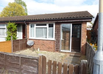 Thumbnail 1 bed terraced bungalow for sale in Brighton Grove, Hereford