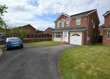 Thumbnail 4 bed detached house for sale in Harrier Road, Belper, Derbyshire