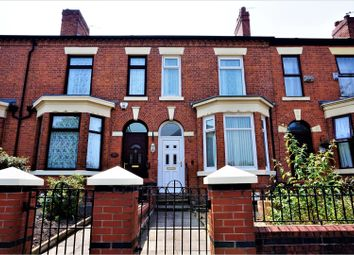 Thumbnail 2 bedroom terraced house for sale in Kenyon Lane, Manchester