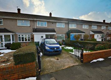 Thumbnail 2 bed terraced house for sale in Liswerry Drive, Llanyravon, Cwmbran