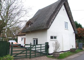 Thumbnail 2 bedroom detached house for sale in Cransford, Woodbridge