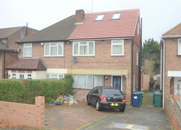 Thumbnail 4 bed semi-detached house to rent in Engel Park, London