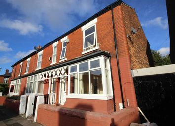 Thumbnail 3 bedroom terraced house to rent in Henderson Street, Burnage, Manchester