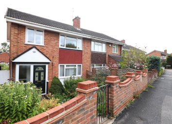 Thumbnail 3 bed semi-detached house to rent in Sullivan Road, Basingstoke