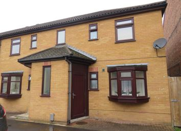 Thumbnail 1 bed flat for sale in Hubberts Court, Cavendish Street, Peterborough