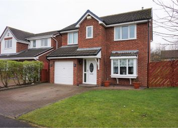 Thumbnail 4 bed detached house for sale in Southwood, Coulby Newham, Middlesbrough