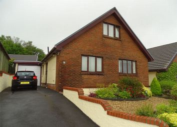 Thumbnail 3 bed detached bungalow for sale in 6 Parc Newydd, Foelgastell, Llanelli, Carmarthenshire