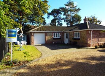 Thumbnail 4 bedroom bungalow for sale in Holm Oak Gardens, Swaffham