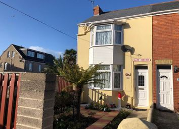 Thumbnail 2 bed terraced house for sale in Clive Terrace, Weymouth
