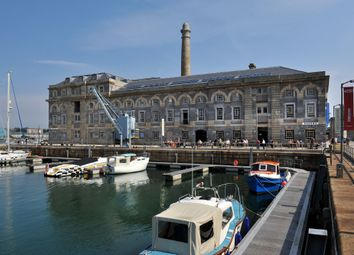 Thumbnail 3 bed flat to rent in Mills Bakery, Royal William Yard, Plymouth