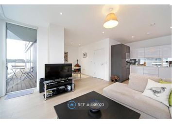 Thumbnail 1 bed flat to rent in River Gardens Walk, London