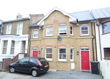 Thumbnail 3 bed semi-detached house to rent in Darnley Street, Gravesend, Kent