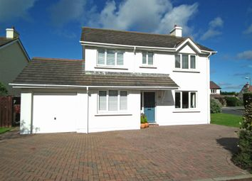 Thumbnail 4 bed detached house for sale in Cleiy Rhennee, Kirk Michael, Isle Of Man
