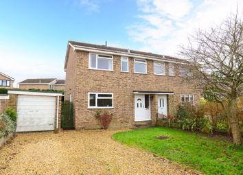 3 bed semi-detached house for sale in Meadow Close, Stalbridge, Sturminster Newton DT10