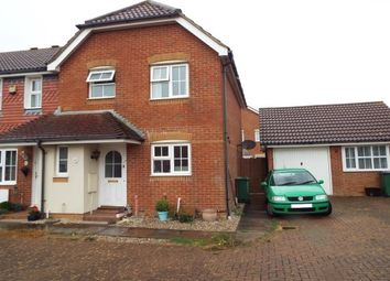 Thumbnail 3 bed property to rent in Stempe Close, Hawkinge, Folkestone