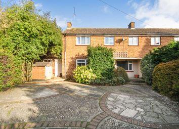 Thumbnail 4 bed semi-detached house for sale in Hatch Green, Little Hallingbury, Bishop's Stortford, Essex