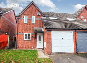 Thumbnail 3 bed semi-detached house to rent in The Moorings, Middlewich
