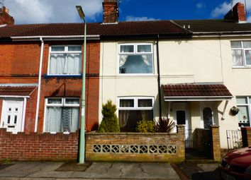 Thumbnail 3 bed terraced house for sale in Southwell Road, Lowestoft