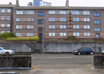 Thumbnail 3 bedroom flat for sale in Dempster Street, Greenock